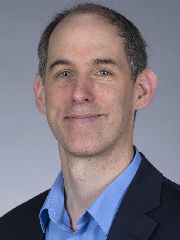 Marcus Credé, assistant professor at Iowa State University.