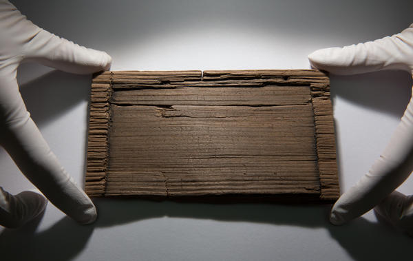 A Roman waxed writing tablet dated A.D. 62 contains an insight into the Roman response to the Boudican revolt that devastated much of London. A trove of Roman writing tablets has been unearthed in the heart of London, archaeologists announced on Wednesday.
