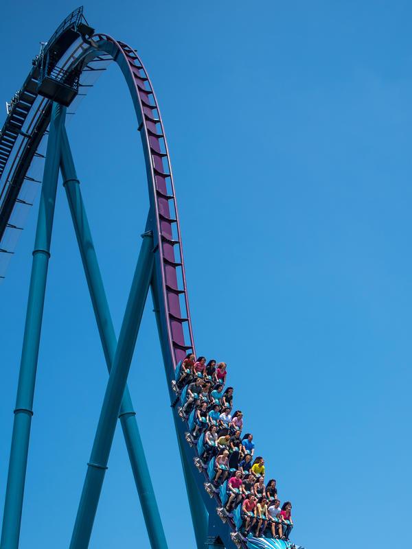 At its highest, Mako reaches 200 feet.