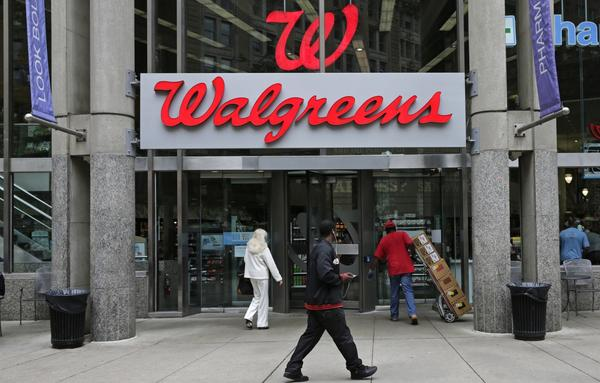 Walgreens entered into a partnership three years ago with Theranos, which offered simpler blood-testing methods using a few drops of blood from a finger prick.