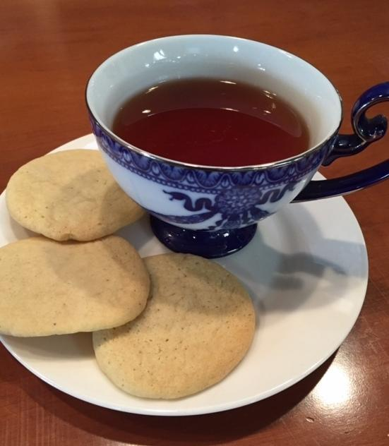 """Supposedly, tea cakes were made about 200 years ago. Slaves used the ingredients they had: molasses instead of sugar, lard instead of butter,"" says Etha Robinson."