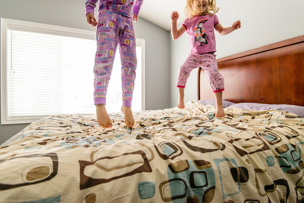 Younger siblings seem to have an immune advantage as early as 1 month of age, which may help explain where they get the energy to tease older siblings.