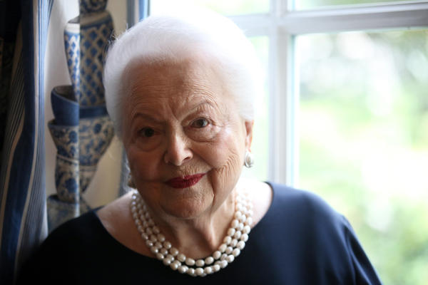 Olivia de Havilland — the last surviving cast member from <em>Gone with the Wind — </em>turns 100 on July 1.