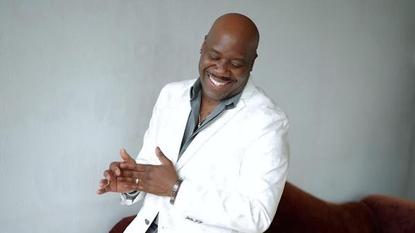 Will Downing's latest album is <em>Black Pearls</em>.