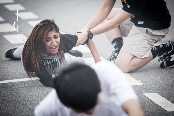 <em>Ten Years</em> is an independent film featuring five separate stories that imagine what Hong Kong would be like in 2025. One is about a pro-democracy protester who immolates herself in front of the British consulate.