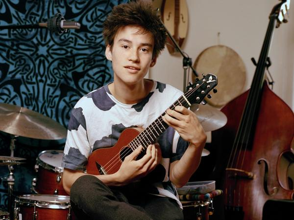 Jacob Collier's multi-tracked YouTube covers, recorded and filmed in his room, showed musical sophistication and adventurousness. On his debut album, <em>In My Room</em>, he brings the same qualities to original songs.