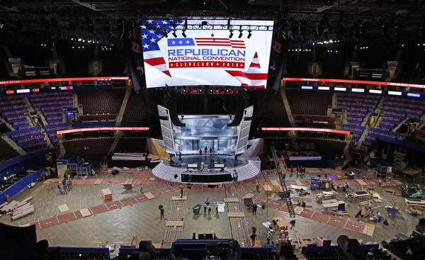 Ahead of the Republican National Convention, to be held at the Quicken Loans Arena in downtown Cleveland, anti-Donald Trump groups are trying to change delegate rules in a bid to undermine the presumptive nominee.