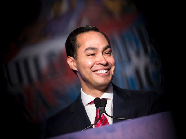 Secretary of Housing and Urban Development Julian Castro says getting broadband access into public housing has been a priority during his tenure.