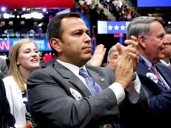 Ralph Alvarado, the first Hispanic elected to a state office in Kentucky, will speak at the Republican National Convention during prime time Wednesday.