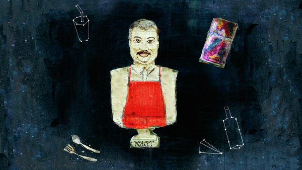 Neil deGrasse Tyson, the famous astrophysicist, is also a great oenophile and lover of food.