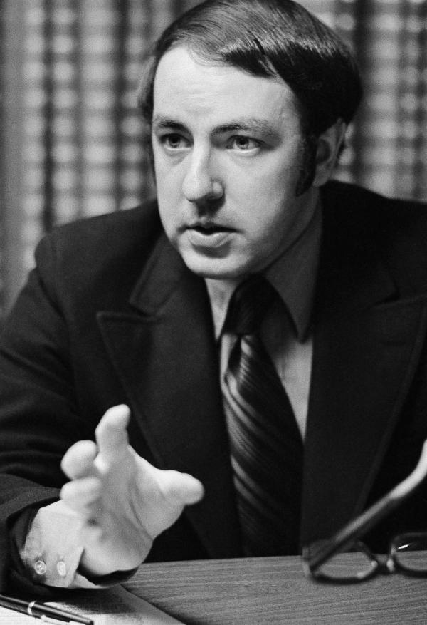 Roger Ailes was a political consultant in 1971, advising many leading Republicans, including Ronald Reagan, George H.W. Bush and Karl Rove.