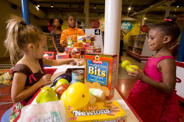 """Shop Rite Supermarket at the <a href=""""http://www.pleasetouchmuseum.org/"""">Please Touch Museum</a> in Philadelphia."""