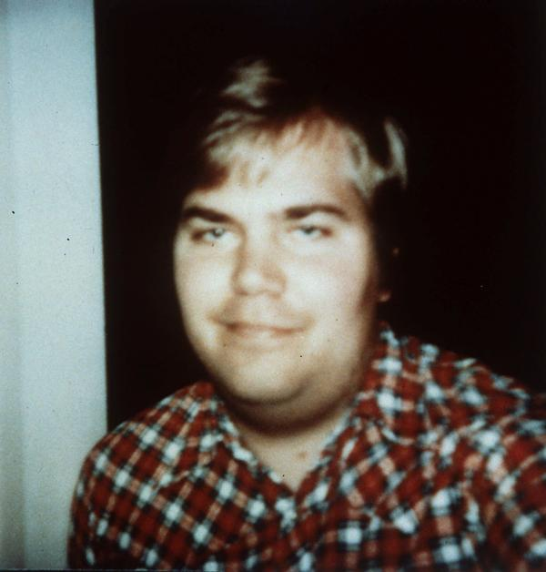 John Hinckley Jr. is shown in an undated photo. A federal judge in Washington, D.C., has granted a request for Hinckley to leave the mental hospital where he's lived for decades.