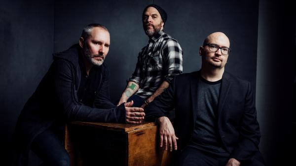 The Bad Plus' new album, <em>It's Hard</em>, comes out Aug. 26.