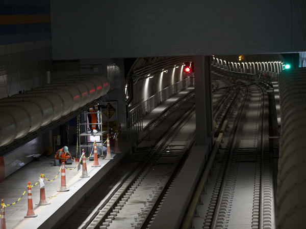 In July, work was still going on to construct a subway expansion in Rio de Janeiro before the Summer Games began. The new subway will be one of the benefits to outlast the Olympics.