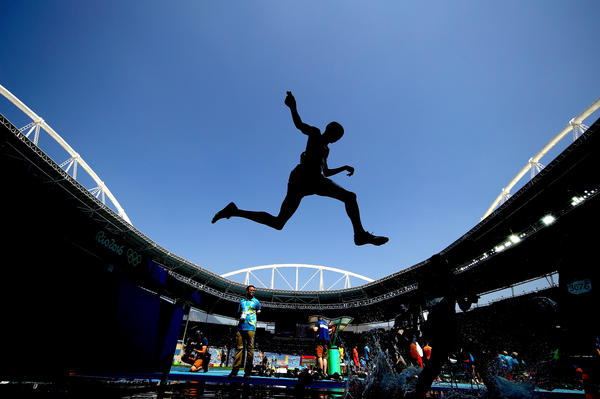Some athletes soared in Rio, literally or metaphorically, like Kenya's Ezekiel Kemboi in the steeplechase. Others came crashing down, victims of their bad behavior.