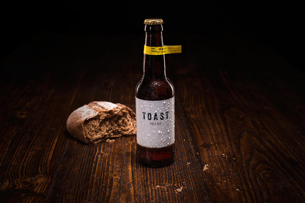 Toast Ale, a London-based company that brews suds from surplus bread, believes it has found an environmentally friendly way to tap into the booming craft beer market.