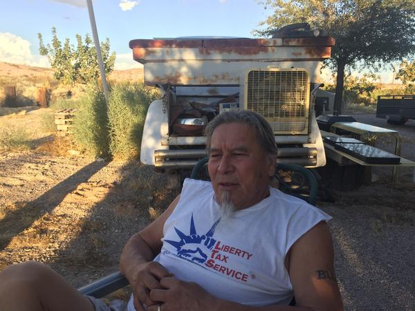 For Vernon Lee of the Moapa Band of Paiutes, a national monument designation for Gold Butte would be the next best thing to having the U.S. government return the land to his people.