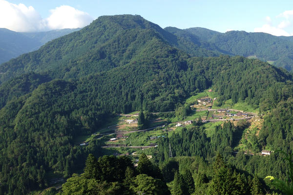 The signs of Japan's population decline are easiest to see in rural areas, like the mountainous interior of the southern island of Shikoku.