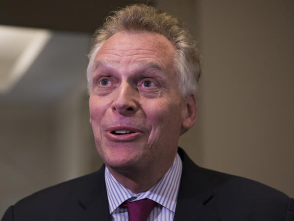 Virginia Gov. Terry McAuliffe announced that his administration would individually restore voting rights to 13,000 felons who have served their time. Last month, the Virginia Supreme Court ruled that McAuliffe lacked the constitutional authority to enfranchise more than 200,000 felons en masse.