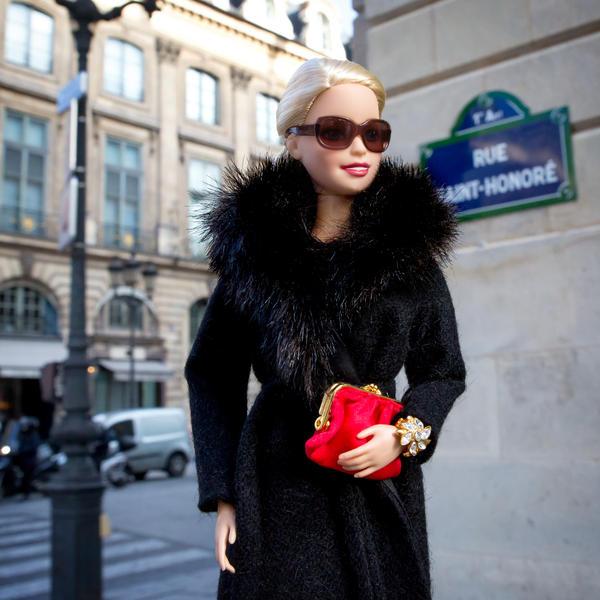 """Barbie has taken over Paris — she has <a href=""""http://www.lesartsdecoratifs.fr/en/exhibitions/current-events-1322/musee-des-arts-decoratifs/barbie"""" target=""""_blank"""">her very own exhibition</a> at Les Arts Décoratifs."""