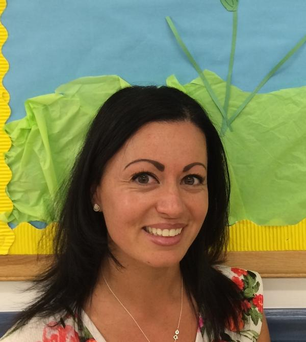 Maria Santos is a licensed clinical social worker and ECCP consultant in Bridgeport, Conn. She's constantly on the move between preschool sites that she's advising, often eating lunch in her car.
