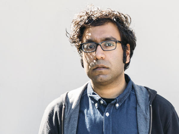 """Hari Kondabolu worked as an immigrants rights organizer in Seattle and did comedy as a hobby on the side. But as his following grew, he realized he couldn't do both. """"There is no such thing as a part-time organizer,"""" he says."""