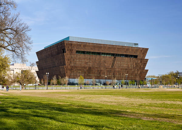 The design of the National Museum of African American History and Culture was inspired by the Yoruba, an African people with origins in Benin and Nigeria.