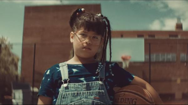 """The young star of Bomba Estéreo's video for """"Soy Yo,"""" which the band describes as a """"tribute to little brown girls everywhere."""""""