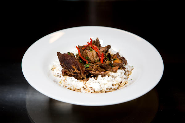 """Smoking Hot"" Caribbean-Style Pepper Pot: The dish is a nod to the Caribbean and West Indian immigrant communities of the northeast."