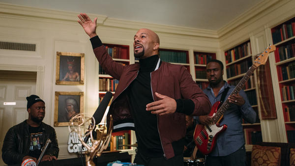 Tiny Desk Concert with Common.