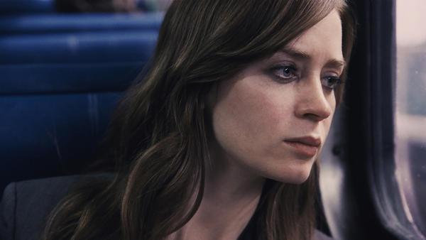 Ok Commuter: Emily Blunt stars in<em> The Girl on the Train.</em>