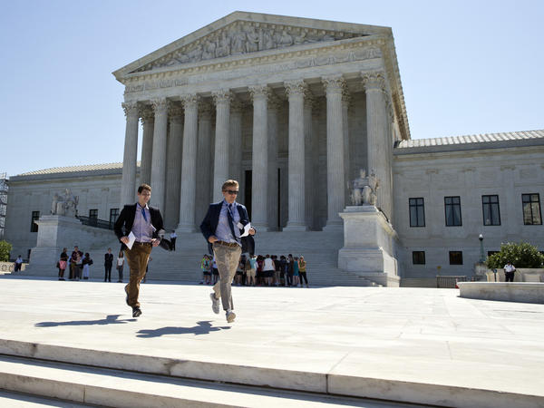 The U.s. Supreme Court begins its new term Wednesday as it ended the last one — down one justice and ideologically deadlocked on a range of issues.