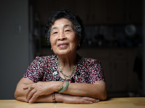 """""""Sometimes there are too many ingredients in a kitchen, and I don't like to use all of them,"""" says Biying Ni, who was born in Fuzhou, the capital of Fujian Province, China. """"Fuzhounese cuisine is plain and simple."""""""