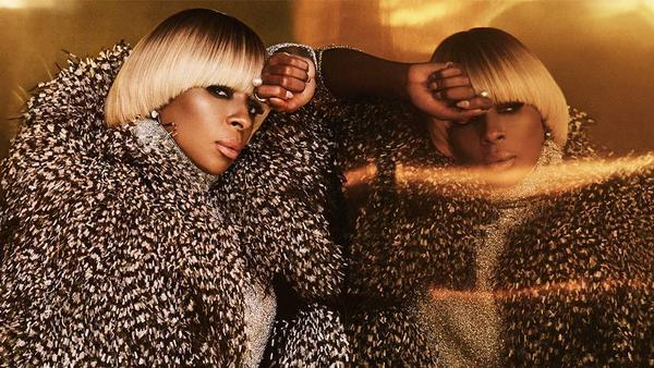 Mary J. Blige's <em>Strength Of A Woman</em> is due out sometime this year.