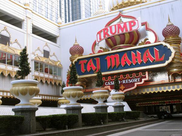 The Trump Taj Mahal Casino Resort in Atlantic City, N.J., which opened in 1990, has taken its last bet.