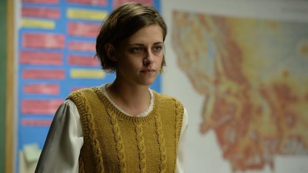 Kristen Stewart as Beth Travis from Kelly Reichardt's <em>Certain Women</em>.