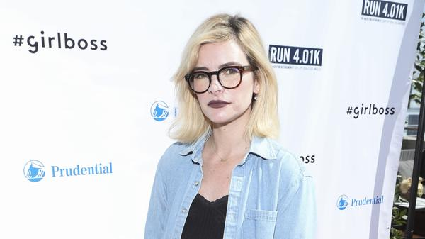 Author Kelly Oxford attends a brunch in Hollywood in September. Oxford invited women to share stories of assault on Twitter; she says she received more than 1 million responses.