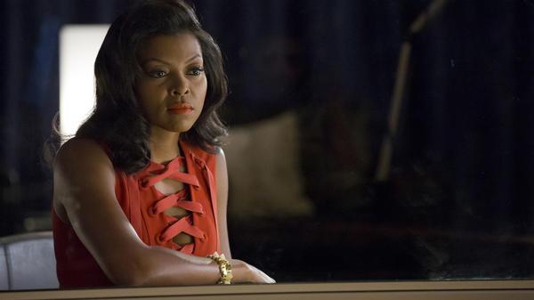 Taraji P. Henson plays family matriarch Cookie Lyon on Fox's <em>Empire</em>.