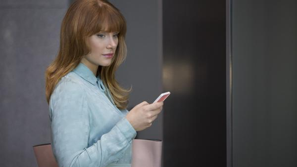 In the new season of <em>Black Mirror</em>, Bryce Dallas Howard plays a young woman in a future just a little ahead of our own, where everyone uses a smartphone to rate the people they encounter.