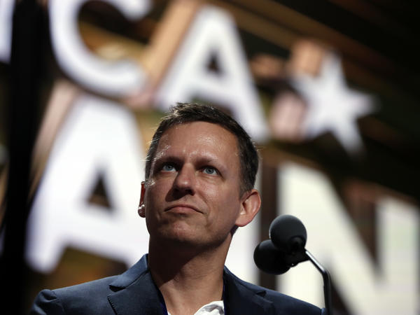 """Billionaire tech investor Peter Thiel allegedly told two of his classmates at Stanford that he thought South Africa's apartheid was """"a sound economic system."""""""