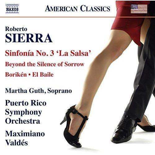 "<em>Sinfonía No. 3 ""La Salsa"", Borikén, El Baile & Beyond the Silence of Sorrow</em>"
