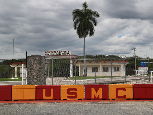 "The U.S. Naval Station at Guantanamo holds the U.S. prison known as ""Gitmo."" President Obama said when he took office in 2009 that he wanted to close the prison, but 60 prisoners remain."