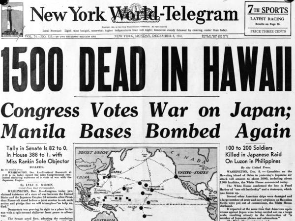 Wednesday marks the 75th anniversary of the bombing of Pearl Harbor. The history of the attack is clear, yet the conspiracy theory that President Franklin D. Roosevelt allowed the attack to take place to draw America into the war never dies.