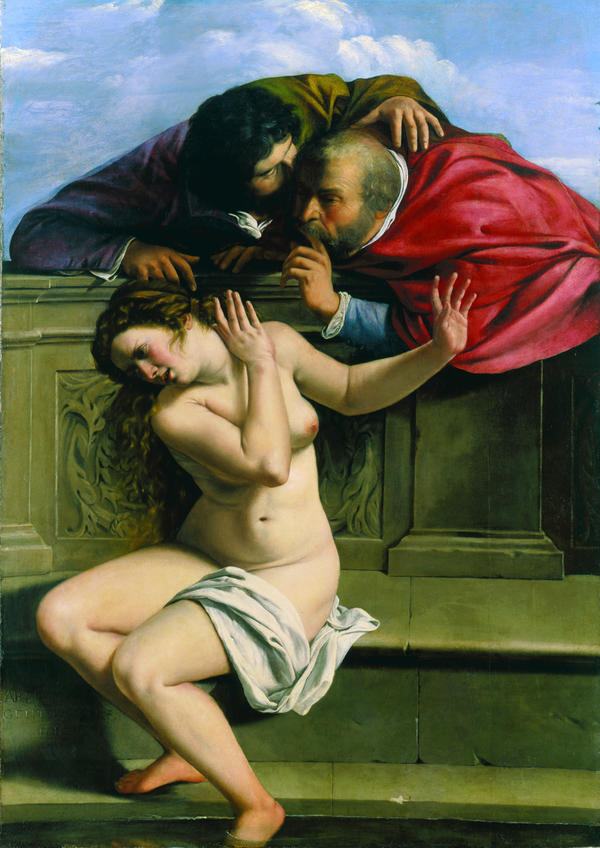 At 17, Artemisia Gentileschi made her debut in the art world with <em>Susanna and the Elders</em>, a daring work that broke Counter-Reformation taboos.