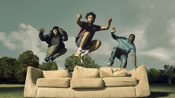 <em>Atlanta</em>, starring Donald Glover, is one of critic Eric Deggans' favorite shows of 2016.