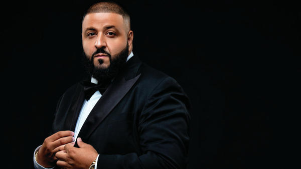 """""""This book is definitely to uplift the young world, because we just have different ways of saying it,"""" DJ Khaled says. """"Sometimes we've got to get somebody to translate in a different way."""""""
