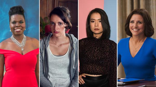 Pop Culture Happy Hour's picks for 2016 include <em>The New Yorker</em> profile of Leslie Jones, <em>Fleabag </em>on Amazon, musician Mitski and HBO's <em>Veep</em>.