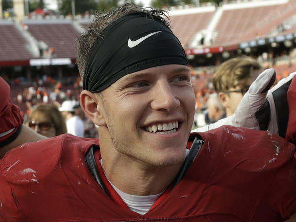 Stanford running back Christian McCaffrey said he will not play in the Sun Bowl on Dec. 30, so he can focus on preparing for the NFL draft.