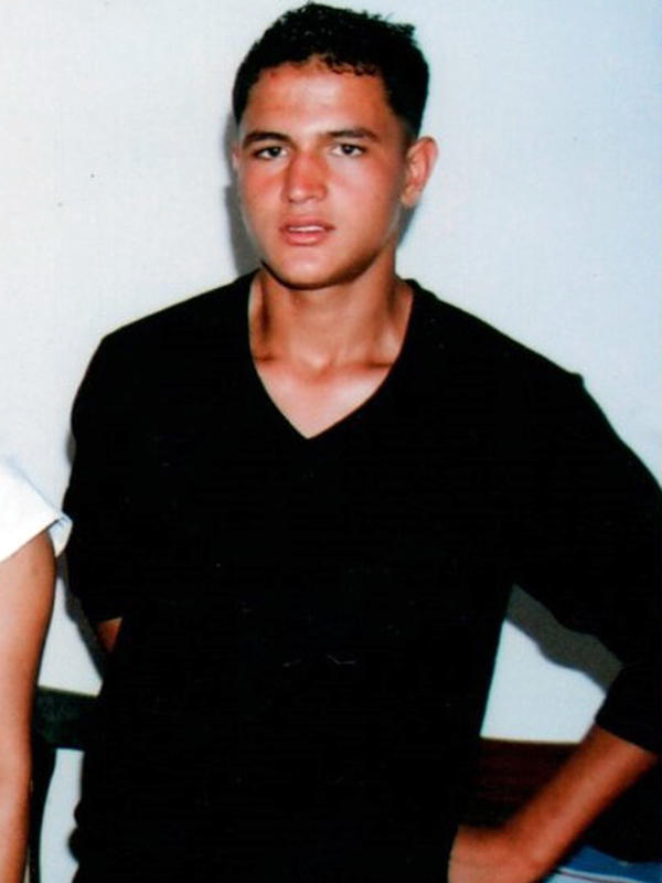 Police across Europe are on the lookout for Berlin terrorism suspect Anis Amri, seen here in an undated picture provided by Najoua Amri on Thursday.